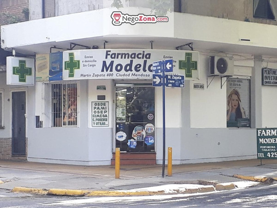 Fondo De Comercio - Farmacia - Mendoza Capital