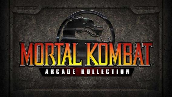 Mortal Kombat Arcade Kollection Steam Key