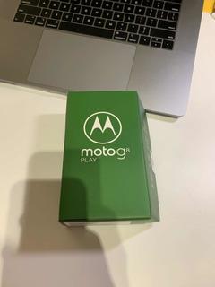 Celular Moto G8 Preto