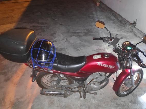Moto Susuki Ax4-110