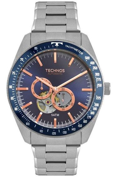 Relógio Masculino Technos Classic Automatic 82s7aa/1a