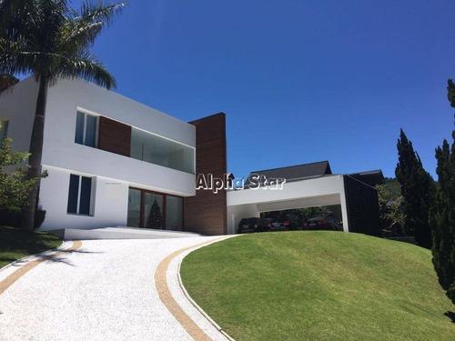 Imagem 1 de 20 de Casa Com 4 Dormitórios À Venda, 700 M² Por R$ 6.800.000,00 - Alphaville 10 - Santana De Parnaíba/sp - Ca1776