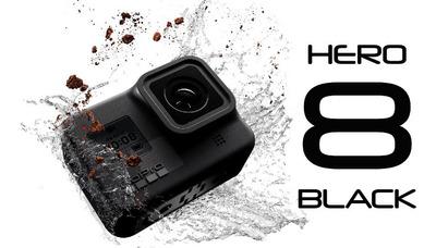 Alquiler Gopro Hero Black 8 | 7 | 6 | 5 - 4k Hd - Promoción