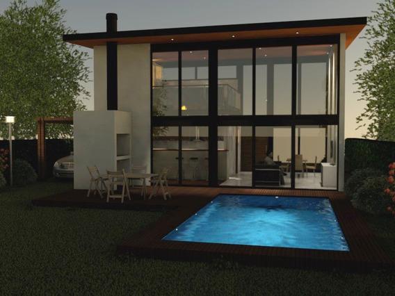 Casa Tipo Loft A Estrenar- 69m2 - Barrio Laguna Azul
