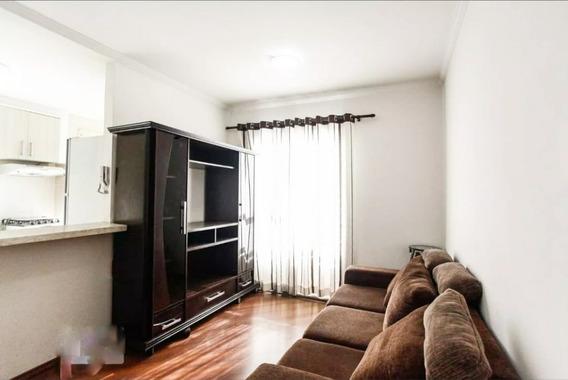 Apartamento Riviera Francesa 56m² Com 2 Dormitórios, Centro