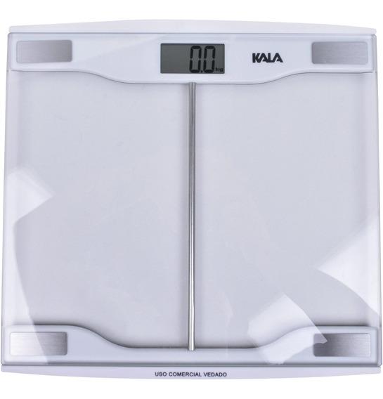 Balanca Digital De Vidro 150kg Eb9061 Kala