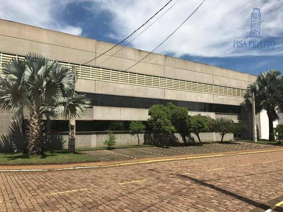Galpão Para Alugar, 2404 M² Por R$ 38.500,00/mês - Cascata - Paulínia/sp - Ga0011