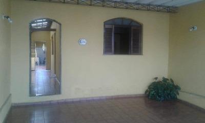 Ca1034-casa Com 3 Dormitórios À Venda Por R$ 180.000 - Vila Zezé - Jacareí/sp - Ca1034