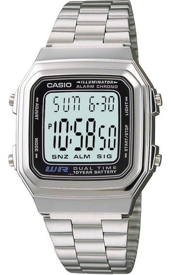Relógio Casio A178wa-1a Retro Vintage Original