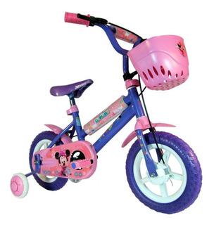 Bici Unibike 12 Minnie Cuotas