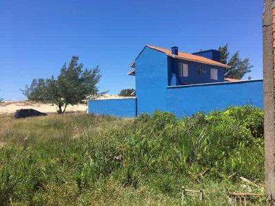 Terreno 300 M2, Frente Ao Mar, Praia De Imbé / Presidente Rs