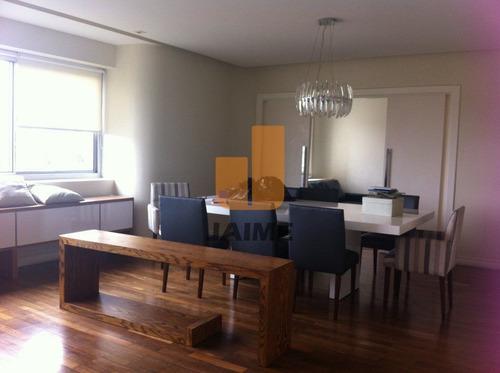 Apartamento Para Locação No Bairro Higienópolis Em São Paulo - Cod: Bi1952 - Bi1952