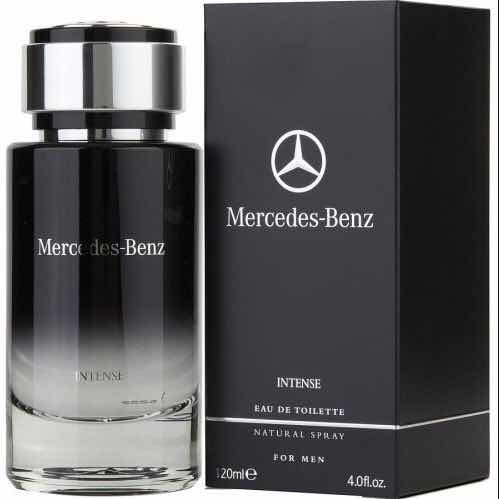 Perfume Mercedes Benz Intense Edt Masculino 100ml S Adipec