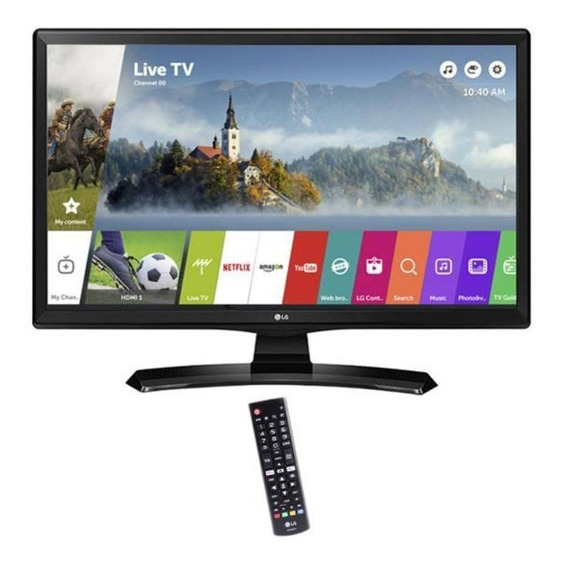 Smart Tv Lg 24 Polegadas 24mt49s Hd Pix90