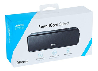 Anker Soundcore Select 2, Parlante Bluetooth, Waterproof