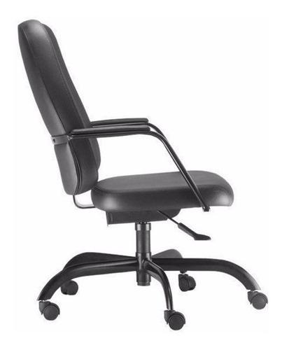 Cadeira Maxxer Frisokar Base Giratória E Apoia Braços 200kg | Mercado Livre