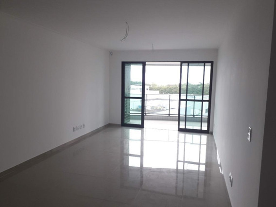 Apartamento Em Santo Amaro, Recife/pe De 126m² 3 Quartos Para Locação R$ 3.000,00/mes - Ap344809