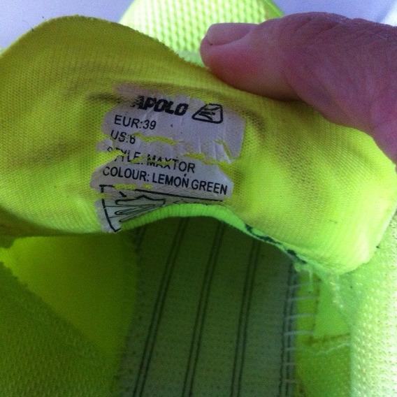 Zapatos Deportivos Apolo Talla 39