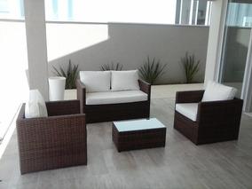 Sofá De Fibra Sintética,alumínio,móveis,varanda, Fit