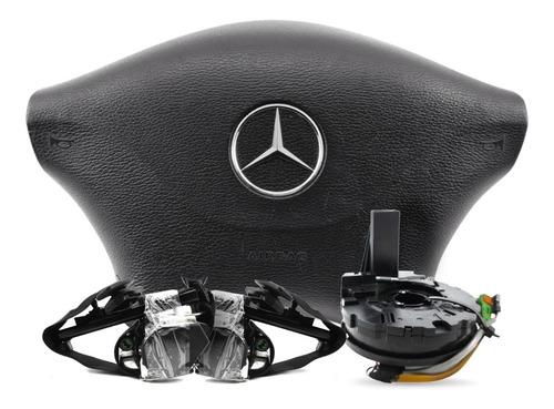 Kit Airbag Mercedes Sprinter 311 415 Cdi Original Air Bag