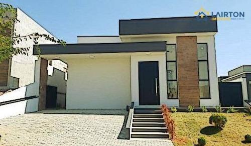Casa Com 3 Dormitórios À Venda, 145 M² Por R$ 890.000,00 - Terras De Atibaia - Atibaia/sp - Ca2198