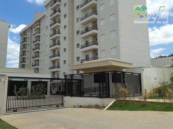 Apartamento Com 2 Dormitórios Para Alugar, 64 M² Por R$ 1.000,00/mês - Medeiros - Jundiaí/sp - Ap3541