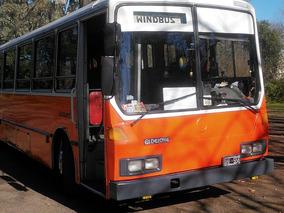 Micro Omnibus Escolar Deutz Oa101 Largo Urgente