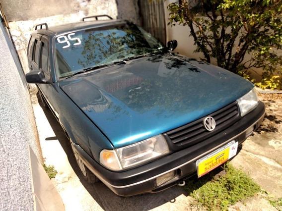 Volkswagen Quantum 2.0 I Gl 8v Gasolina 4p Manual