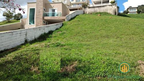 Imagem 1 de 15 de Ótimo Terreno Em Aclive Com 700m2 No Condominio Reserva Vale Verde - W1734
