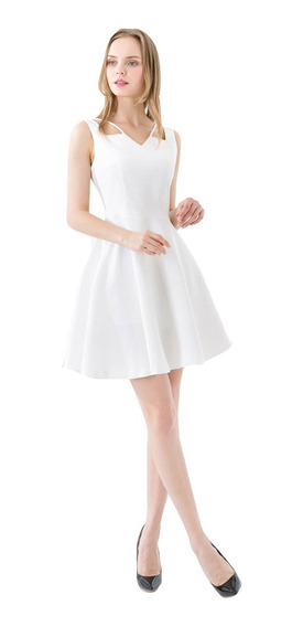Hermoso Vestido Juvenil, Ideal Para Damas De Honor, R9174