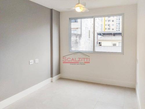 Studio Com 1 Dormitório À Venda, 20 M² Por R$ 260.000,00 - Vila Buarque - São Paulo/sp - St0339