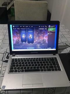 Notebook I7 6th Geracion 4gb Bateria Y Cargador