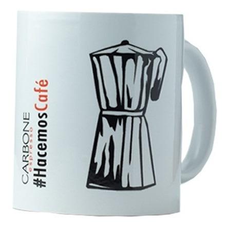 Mug Carbone Espresso Greca