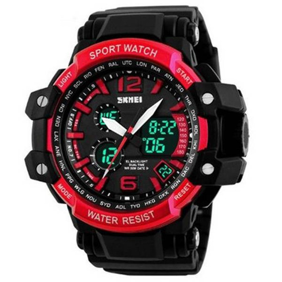Relógio Masculino Skmei 1137 Esportivo Resistente Água