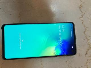 Celular Samsung S10 Preto 128 Gb