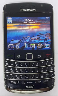 Blackberry Bold 9700 Preto Original Semi Novo