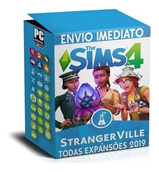 The Sims 4 Pc + Todas Expansões Incluindo Vida Universitária