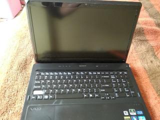 Laptop Sony Vaio Para Reparar!!!
