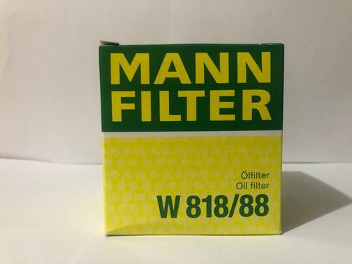 Filtro Aceite W 818/88  (mann Filter)