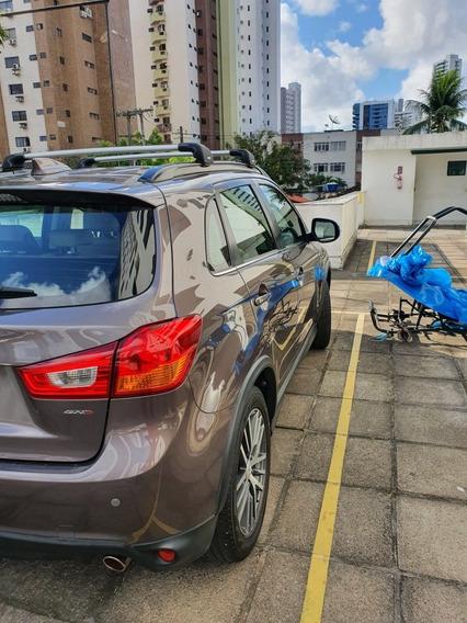 Mitsubishi Asx 2.0 4wd Top Flex Cvt 5p 2018