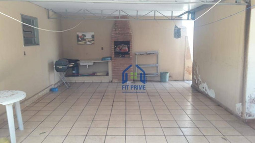 Casa Com 2 Dormitórios À Venda, 200 M² Por R$ 450.000,00 - Vila Maceno - São José Do Rio Preto/sp - Ca2527
