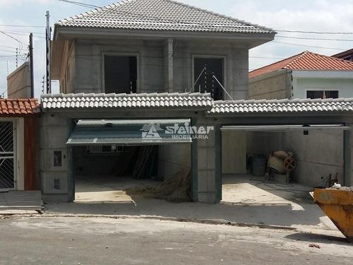 Venda Sobrado 3 Dormitórios Jardim Vila Galvão Guarulhos R$ 850.000,00 - 37245v