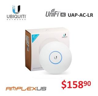 Antena Ubiquiti Unifi Uap Ac Lr Ap Dual Band Long Range Poe