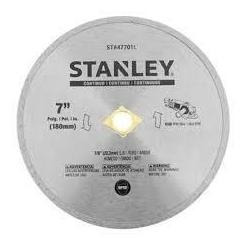 Imagen 1 de 7 de Disco Diamantado Stanley Sta47700l Turbo 7 180mm Stanley