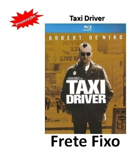 Filme Taxi Driver - Motorista De Táxi Com Robert De Niro