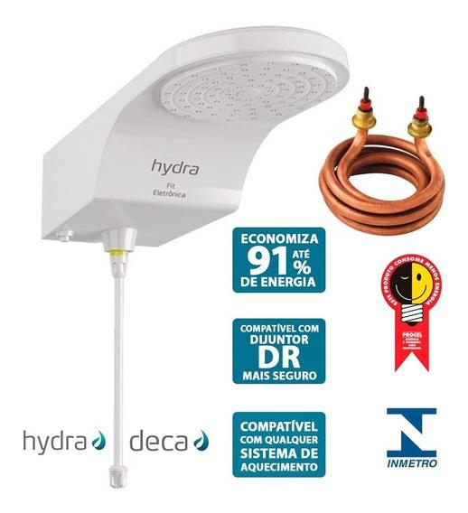 Ducha Corona Hydra Fit Blindada Não Queima 6500w 220v