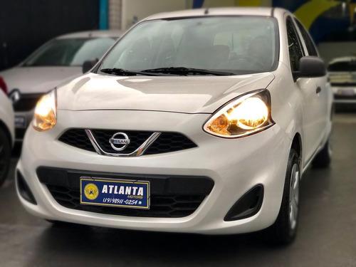 Imagem 1 de 7 de  Nissan March 1.0 12v S (flex)