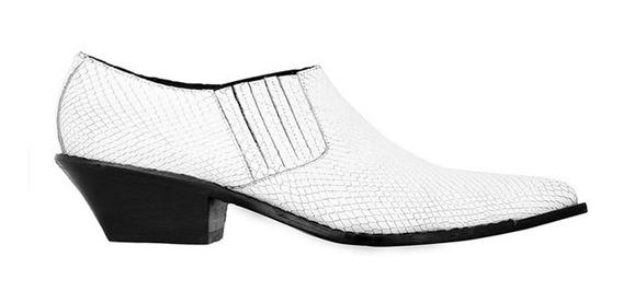 Zapato Charlotte Cuero Mujer Complot