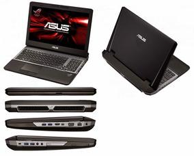 Peças Notebook Asus G55vw