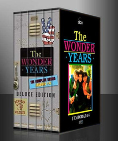 Los Años Maravillosos The Wonder Years Serie 1-6 Latino Dvd